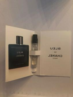 CHANEL BLEU Pour Homme Eau de Parfum Fragrance Spray Sample