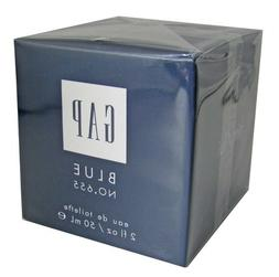 Gap Blue No. 655 Eau de Toilette for Him 2 fl oz  by Gap