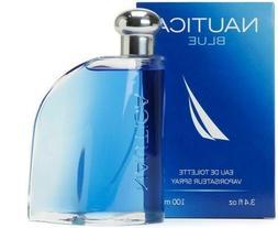 NAUTICA BLUE  Men's Cologne 3.4oz 100ml EDT Large Size NR !!