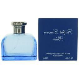Ralph Lauren Blue by Ralph Lauren, 4.2 oz EDT Spray for Wome