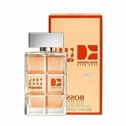 Boss Orange MAN Feel Good Summer by Hugo Boss 3.3 EDT spray