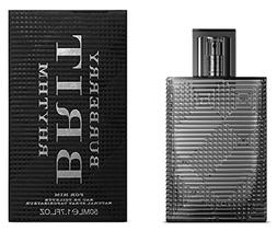Bŭrberry Brít Rhythm for Men 1.7 oz Eau de Toilette