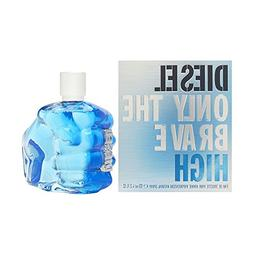 Diesel Only The Brave High For Men Eau de Toilette Spray 4.2