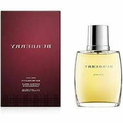 Burberry Men's Classic Eau De Toilette Spray, 3.4 Fl. Oz. Lu
