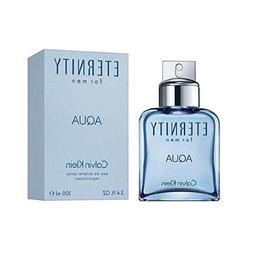 Calvĭn Kleĭn Eternĭty Aqua Cologne for Men 3.4 oz Eau De