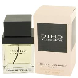 Chic FOR MEN by Carolina Herrera - 2.0 oz EDT Spray