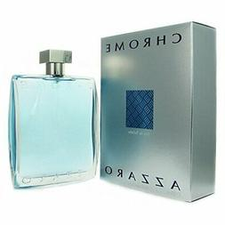 Azzaro Chrome Men Eau de Toilette EDT Spray 6.8oz / 200ml