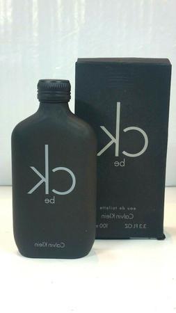 CK BE by Calvin Klein Perfume Cologne EDT 3.3 NIB