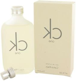 Ck One Men Cologne Women Perfume by Calvin Klein Eau De Toil