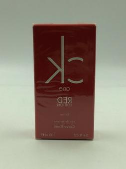 Calvin Klein Ck One Red Edition/Calvin Klein Edt Spray 3.4 O