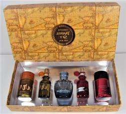 Claiborne Curve Travel Set for Men Cologne Spray/Deodorant 5