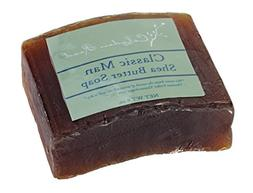 Celadon Road Classic Man Bar Soap - Organic and All Natural
