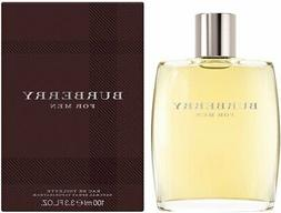 BURBERRY CLASSIC by Burberry cologne for men EDT 3.3 / 3.4 o