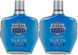 Aqua Velva Classic Ice Blue Cooling After Shave-7 oz, 2 pk