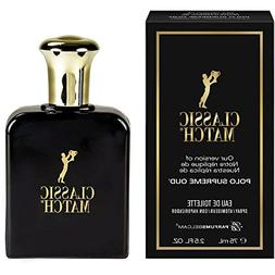 Belcam Bath Therapy Mens Fragrance Classic Match Polo Oud Co