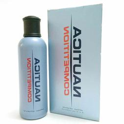 NAUTICA COMPETITION   4.2 FL oz / 125 ML After Shave Splash
