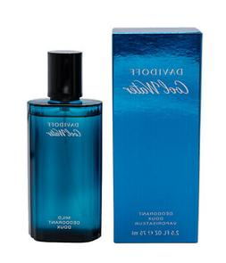 COOL WATER by Davidoff EDT SPRAY 2.5 OZ MEN Davidoff