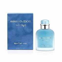 D & G Light Blue Eau Intense By D&G 3.4/3.3 oz Edp Spray For