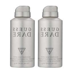 Guess Dare Cologne Deodorant Body Spray for Men 4.0 oz