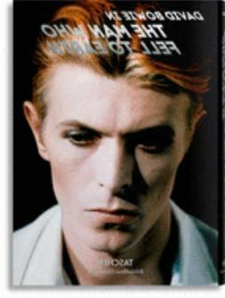 David Bowie : The Man Who Fell to Earth, Hardcover by Duncan