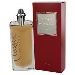 Càrtier Declåration Côlogne For Men 3.3 oz Eau De Parfum