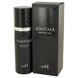 DIOR SAUVAGE Very Cool Cologne For Men 3.4 oz Eau De Toilett