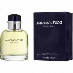 Dolce & Gabbana Pour Homme 2.5 oz /75 ml EDT Cologne for Men