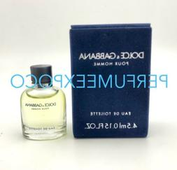 Dolce & Gabbana For Men 4.2 oz EDT Spray By Dolce & Gabbana
