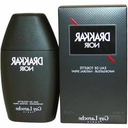 Drakkar Noir By Guy Laroche For Men. Eau De Toilette Spray 6