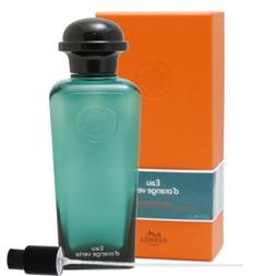 Eau D' Orange Verte By Hermes For Men Eau De Cologne Spray 6
