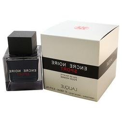 Encre Noire Sport by Lalique for Men - 3.3 oz EDT Spray