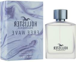 FREE WAVE By Hollister California cologne for him EDT 3.3 /