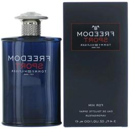 Freedom By Tommy Hilfiger For Men. Eau De Toilette Spray 3.4