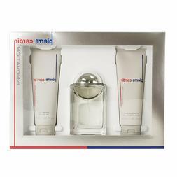 Gift Set Men Pierre Cardin Innovation 3.4 oz / 100 ml Cologn