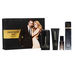 Gold Rush Man For Men By Paris Hilton Gift Set