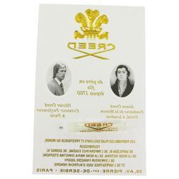 GREEN IRISH TWEED by Creed Vial  .04 oz for Men