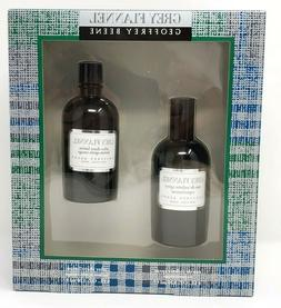Grey Flannel Cologne for Men by Geoffrey Beene 2 pcs Gift Se