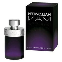 Halloween Man by J. Del Pozo for Men - 4.2 oz EDT Spray