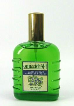 Herbissimo Mountain Juniper Dana Natural Spray Cologne Refre
