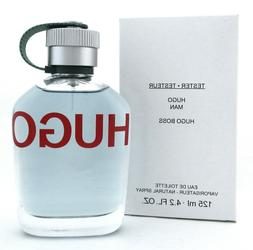 Hugo Man Cologne by Hugo Boss 4.2 oz Eau de Toilette Spray f