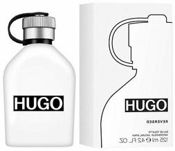 Hugo Reversed Cologne by Hugo Boss 4.2 oz. Eau de Toilette S