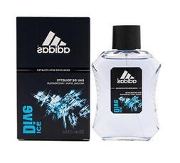 Adidas Ice Dive By Adidas For Men, Eau De Toilette Spray, 3.