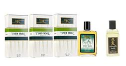 Jade East Cologne 4oz THREE PACK - FREE BONUS 2oz Jade East