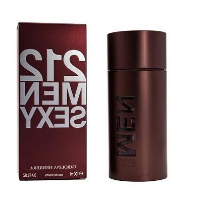 212 Sexy By Carolina Herrera For Men. Eau De Toilette Spray