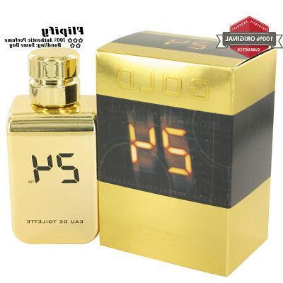 24 Gold The Fragrance Cologne 1.7 oz 3.4 oz EDT Spray for ME