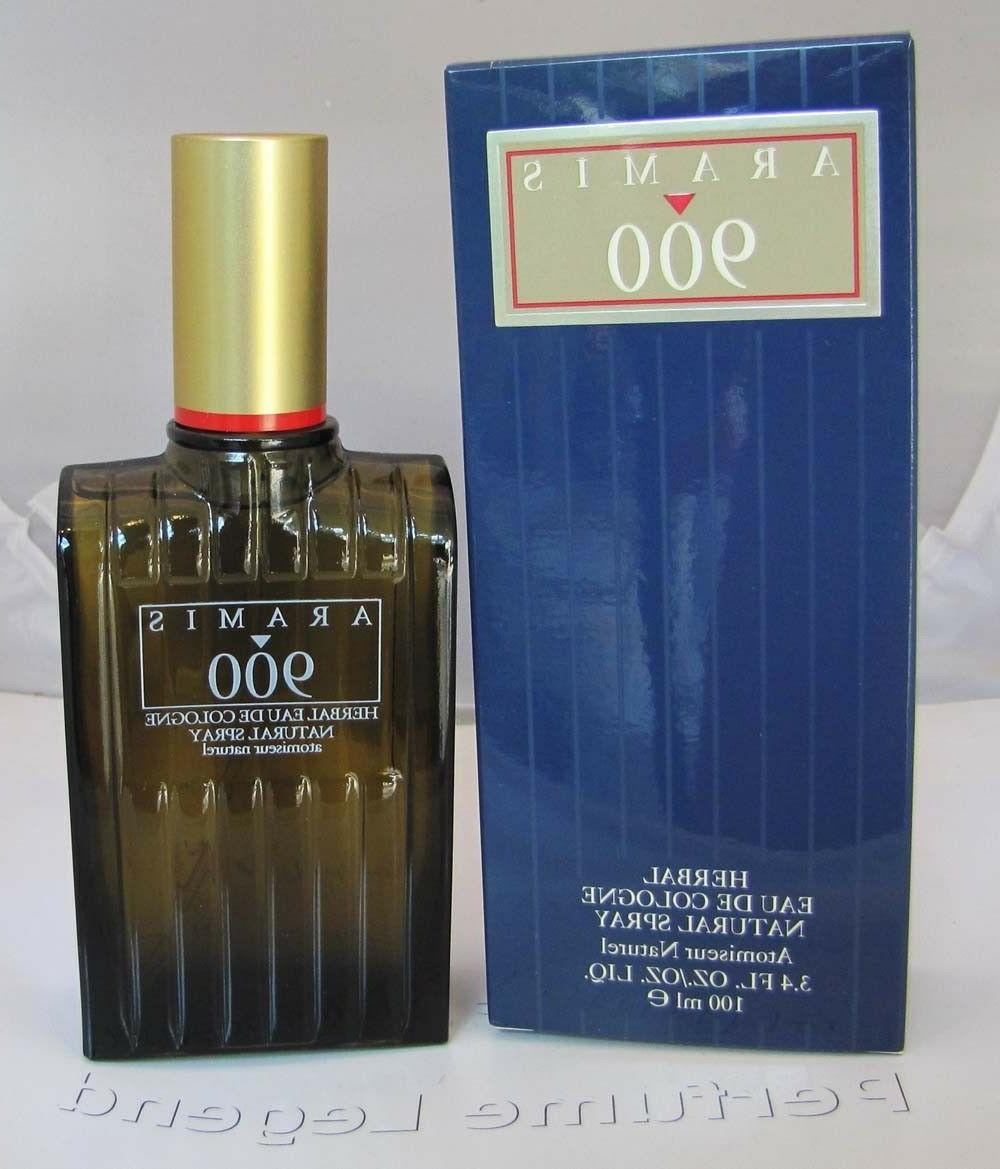 ARAMIS 900 BY ARAMIS FOR MEN 3.4 OZ.HERBAL EAU DE COLOGNE SP