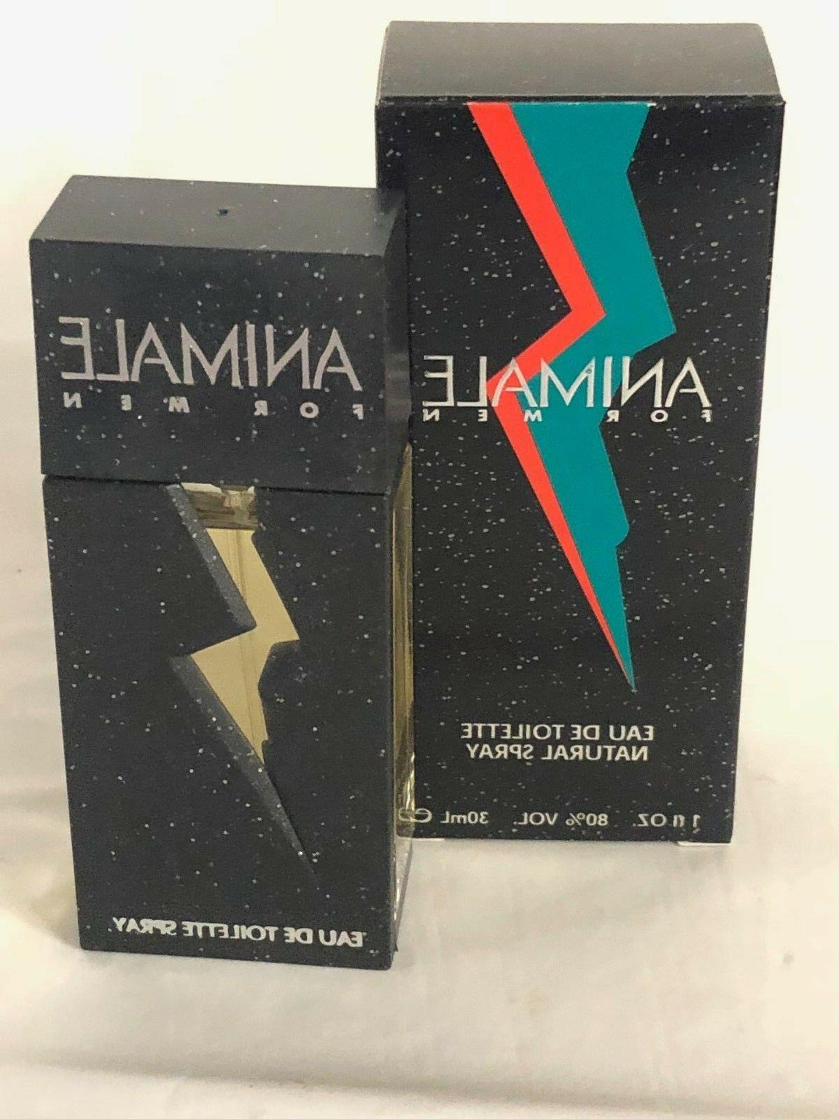 Animale Men by Animale Cologne EDT 30ml 1oz New In Box