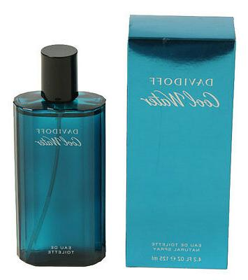 COOL WATER by Davidoff 4.2 oz EDT eau de toilette Men's Spra