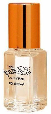 EDMay Egyptian Musk Cologne Aromatherapy Body Oil Skin-safe