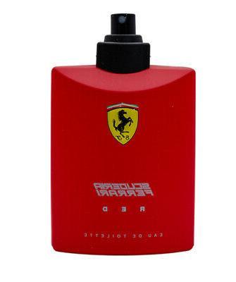 Ferrari Red By Ferrari For Men. Eau De Toilette Spray 4.2 Ou